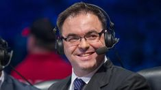 Mauro Ranallo has signed a new deal with the WWE that will see him remain in his current role as NXT's play-by-play guy for the foreseeable future Floyd Mayweather, Triple H, Mamma Mia, Mauro Ranallo, Rob Van Dam, Corey Graves, The Heartbreak Kid, Beth Phoenix, World Heavyweight Championship