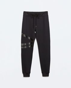 Image 5 of FLEECE TROUSERS from Zara $40 size S