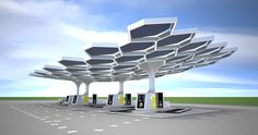 Designing for the Fuel Station of Tomorrow | MIT Mobile Experience Lab