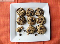Healthy Oatmeal Raisin Cookies: No Sugar Added