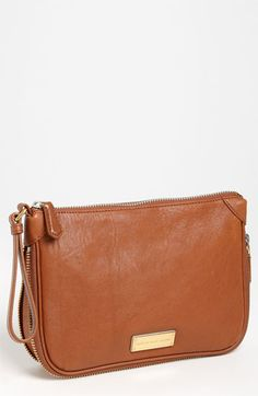 MARC BY MARC JACOBS 'Washed Up' Zip Clutch | Nordstrom
