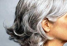 Hair Color Corner: Keeping Grey Hair Color Grey