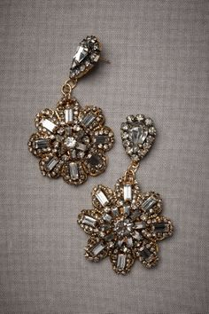 Encircled Rays Earrings