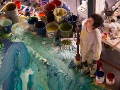 Painting with Words and Pictures   ArtsHub Australia