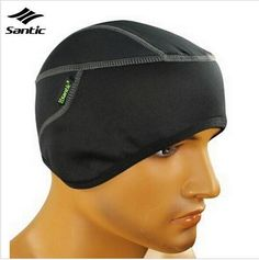 93e80527192 Santic Outdoor Cycling Hat Windproof Cold proof Thermal Riding Cap Suitable  for Motorcycles MTB Riding Skiing Climbing etc-in Cycling Caps from Sports  ...