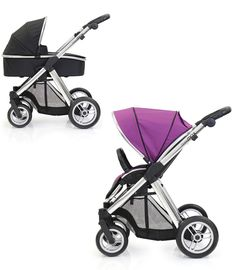 Buy your Babystyle Oyster Max Pram - Grape from Kiddicare Baby Prams  Online baby shop   Nursery Equipment