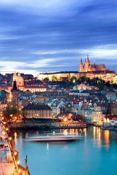 Oh Prague...