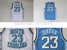 8cf02c364 Aliexpress.com   Buy Michael Jordan North Carolina Jersey