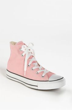 60ca00b03cad Converse Chuck Taylor® High Top Sneaker (Women) available at  Nordstrom  Light Pink