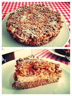 Banana Bread, Healthy Recipes, Healthy Food, Low Carb, Pie, Desserts, Fitness, Healthy Foods, Torte