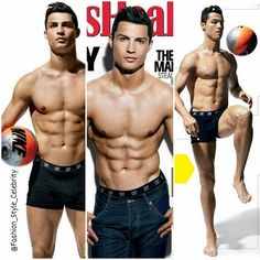 #cristianoronaldo for #menshealth #mensfashionpost #mensfashion #man #tshirt #cool #swag #handsome #omg #fashion #style #celebrity #look #lookbook #beautiful #soccer #portugal #trendy #chic #ootd #outfit #instafashion #instastyle #boots #stylish #football #shoes #model #supermodel... - Celebrity Fashion