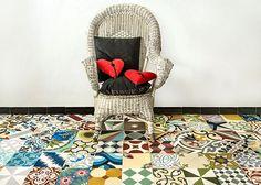 carreaux ciment Mosaic del sur