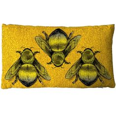 Timorous Beasties Cushions - Three Bee