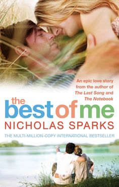 Seriously good book. Haven't cried over a Nicholas Sparks book in forever!