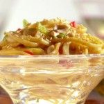 Sesame and Peanut Noodles | Melissa d'Arabian