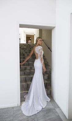Wedding Dress by Riki Dalal: Valencia Bridal Collection - Belle The Magazine