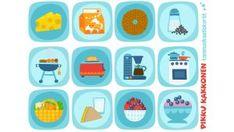 Pikku Kakkosen kommunikaatiokortit | Pikku Kakkonen | Lapset | yle.fi Diy And Crafts, Desserts, Kids, Tailgate Desserts, Young Children, Deserts, Boys, Postres, Children