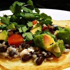 """California Tacos 