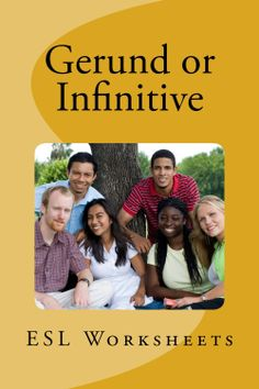 English as a Second Language. Advanced level. Multiple choice and fill in the blank exercises with the answers. Handy printouts for using in the classroom and self-study.  $8.99 http://www.amazon.com/Gerund-Infinitive-Worksheets-Alla-Parks/dp/1479102172/