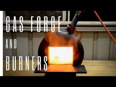 How to make a forced air propane burner EASY! - YouTube