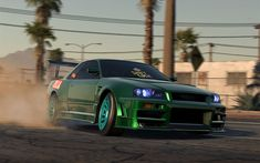 Download wallpapers Need For Speed Payback, 4k, Nissan Skyline, 2017 games, NFSP, autosimulator, Need For Speed