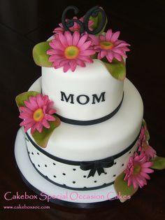 Mom's Daisy Cake