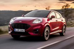 New Ford Puma 2020 Review Image 1 Of 32 Image 1 Of 32 13 Jan