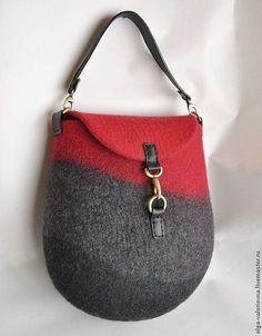Image result for felt bag
