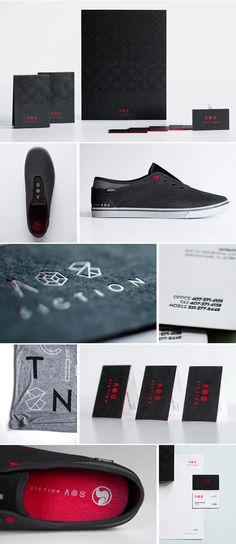forget business cards make a shoe instead