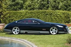 All sizes | Maybach Exelero sideview | Flickr - Photo Sharing!