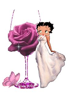 Betty Boop Clip Art | Glitter graphics » Betty boop Glitter graphics