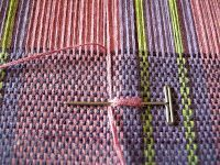 Weaving Spirit: How I Fix a Broken Warp Thread