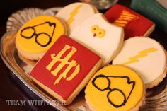 A Smashing Harry Potter Birthday: Take 2 - Team Whitaker Birthday Party Themes, Girl Birthday, Pumpkin Pasties, Epic Party, Kinds Of Cookies, Harry Potter Birthday, Sleepover Party, Party Activities, Party Favors