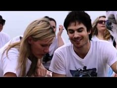 Bing Ian's Foundation (CW (ISF) Ian Somerhalder Foundation Commercial