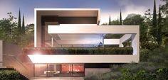 squared+: Private Residence in Penteli