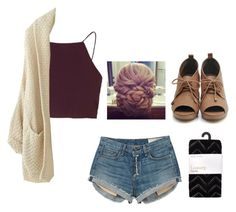 """""""Untitled #191"""" by blueelephant115 ❤ liked on Polyvore featuring Topshop and rag & bone"""