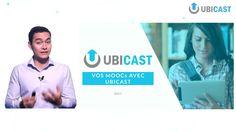 Vos MOOCs avec UbiCast