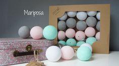 Cotton Ball Lights 20 Bälle Cholours wählen