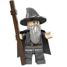 Lego Lord of the Rings Gandalf Minifigure « Game Searches