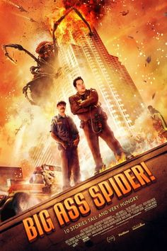 Big Ass Spider! - Trailer 1