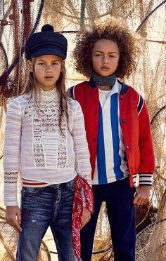 Scotch & Soda I New Collection I Smallable Fashion Kids, Retro Fashion, Girl Fashion, Vintage Fashion, Scotch Shrunk, Scotch Soda, Fashion Brand, Fashion Design, Kid Styles