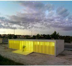 Pabellones de arbolado -ISRAEL ALBA RAMIS/ESTUDIOAF