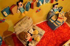 Mickey Mouse Aviator Birthday Party Ideas   Photo 25 of 42