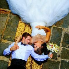 Glittery New Orleans Wedding Inspiration - Aisle Perfect