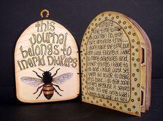 Ingrid Dijkers - the bee book