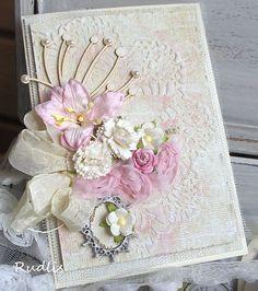 love, life and crafts Rudlis: W różowych kolorach