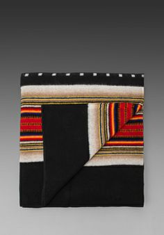 For nap times at the office / Pendleton blanket