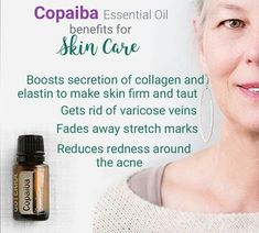 Essential Oil For Spiders, Essential Oils For Face, Copaiba Essential Oil, Essential Oil Diffuser, Redness On Face, Glossy Makeup, Doterra Oils, Varicose Veins, Essential Oils