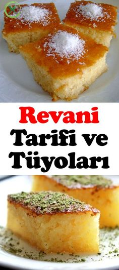 How is Revani dessert made? What are Revani dessert ingredients? The tried and very delicious revani Athlete Nutrition, Healthy Nutrition, Hamburger Menu, Vegetable Drinks, Iftar, Healthy Eating Tips, Dessert Recipes, Desserts, Main Dishes