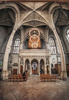 Magdalen college chapel-Oxford-UK by R.Azhari, via Flickr